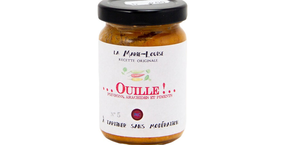"""Sauce à tartiner n°5 """"Ouille"""" Marie-Louise"""