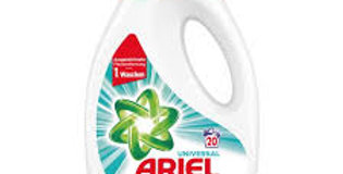 Lessive liquide Ariel 20 lessives