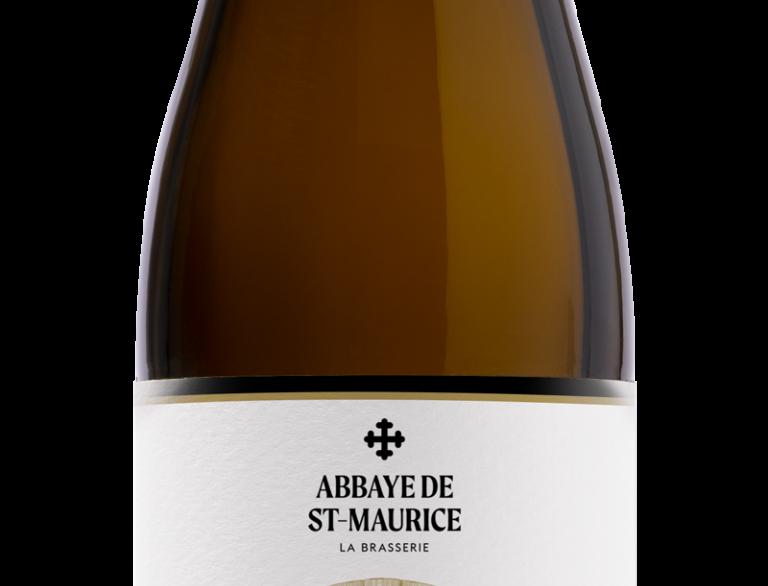 Bière triple DXV Abbaye de St-Maurice 33cl