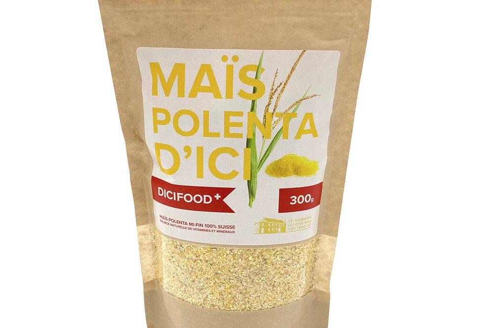 Maïs polenta Suisse Dicifood 300g
