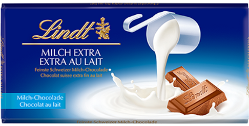 Tablette chocolat Lindt 100g