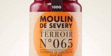 Confit d'oignon sucré Moulin de Severy 100g