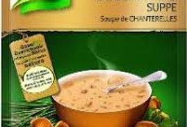 Soupe  chanterelles Knorr