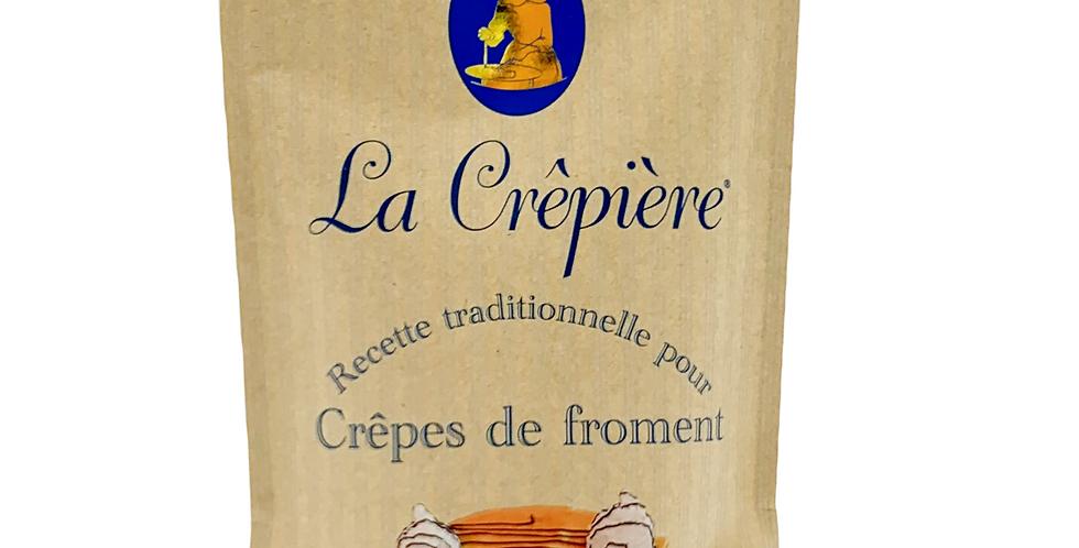 Mélange pour crêpes froment La Crêpière 200g