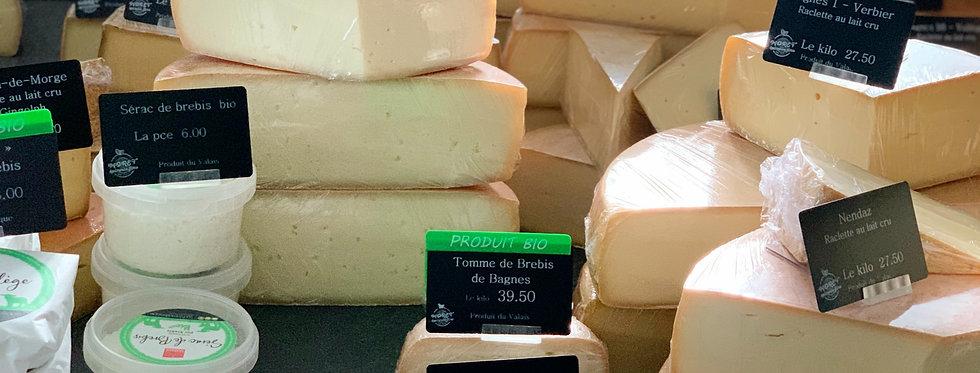 Alpage de la Foclaz/Giettaz - au lait cru