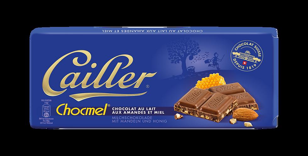 Tablette chocolat lait Chocmel Cailler 100g