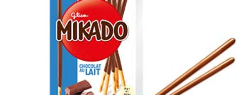 Mikado chocolat au lait LU 75g
