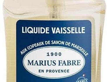 Liquide vaisselle Marius Fabre 500ml