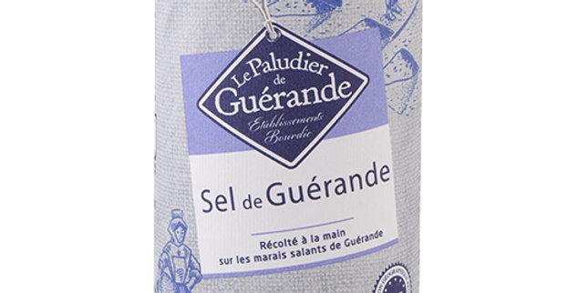 Sel marin de Guérande fin Le Paludier  250g
