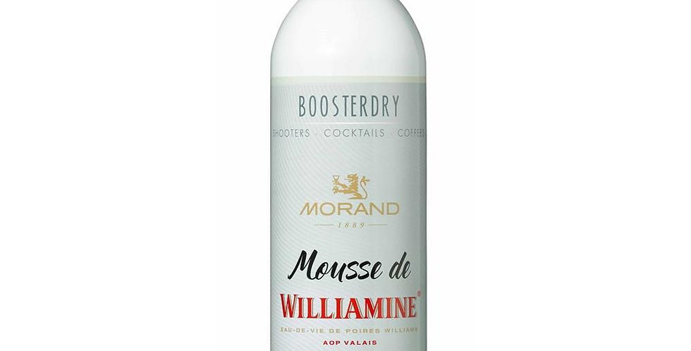 Mousse de Williamine boosterdry 20% Morand 35cl