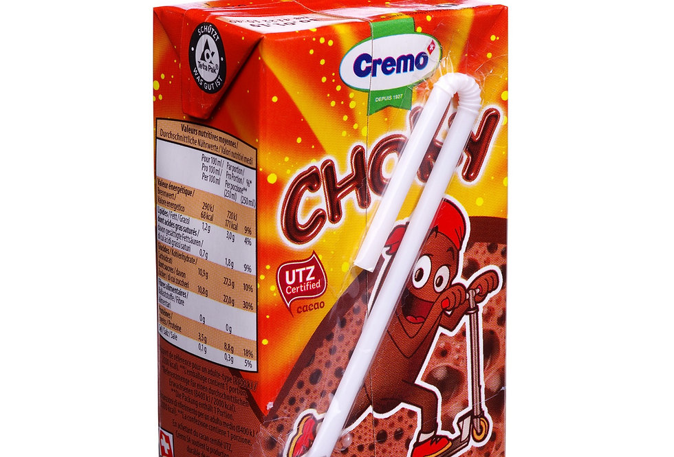 Chocolat froid Choky Cremo 250ml