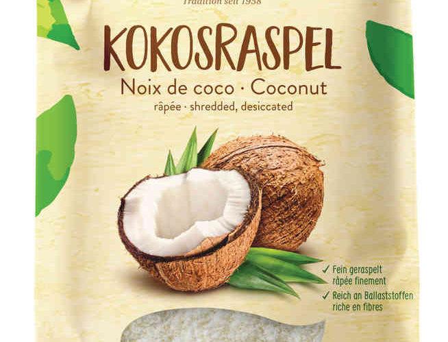 Noix de coco rapée Nectaflor 150g