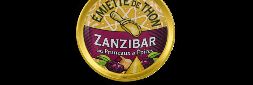 Émietté de thon Zanzibar la belle-iloise