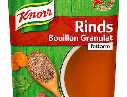 Bouillon granulé boeuf Knorr 240g