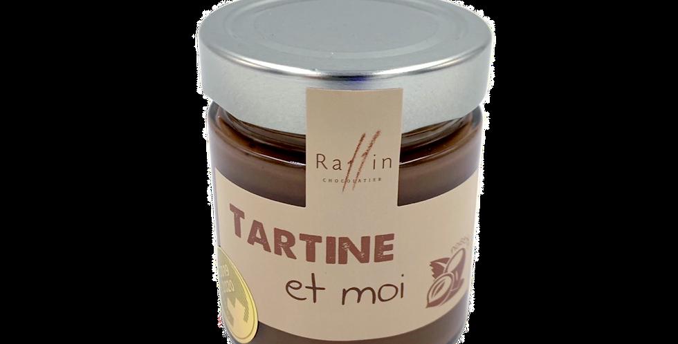 Tartine et moi noisette Raffin 220g