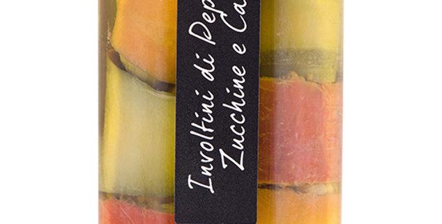 Mélange de légumes roulés 280g