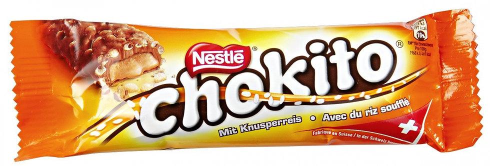 Barre chocolat Chokito Nestlé 42g