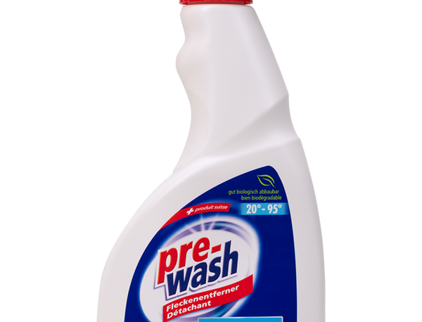 Détachant lave-linge Pre-Wash 500ml