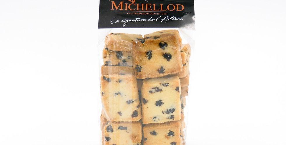 Sablés aux raisins Boulangerie Michellod 300g