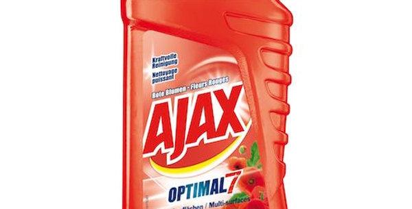 Nettoyant sol / multi-surfaces optimal 7 Ajax 1L