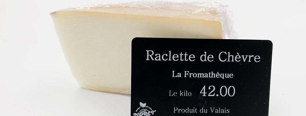 La Fromathèque - raclette de chèvre