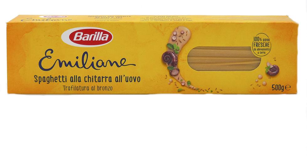 Spaghettis Emiliane Barilla 500g