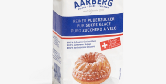 Sucre glace Aarberg 500g