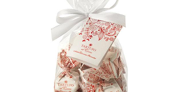 Tartufi blanc doux aux noix de coco Golosità 250g