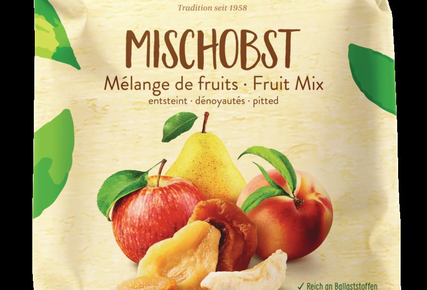 Mélange de fruits Nectaflor 200g