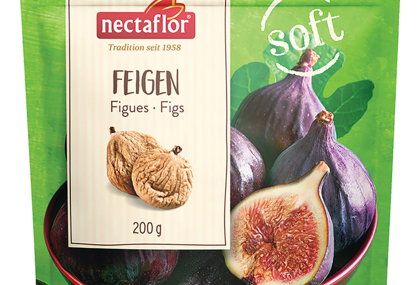 Figues soft tendre Nectaflor 200g