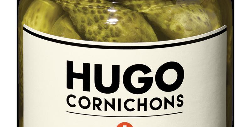 Cornichons Hugo 380g
