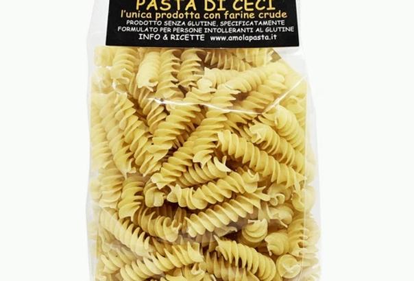 Fusilli pois chiche Amo la Pasta BIO 250g  sans gluten