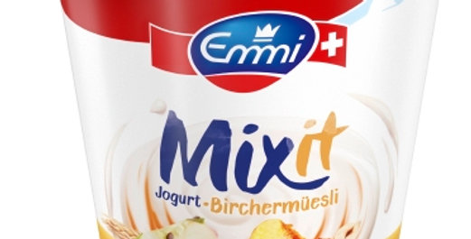 Yogourt mix it birchermüesli Emmi 250g