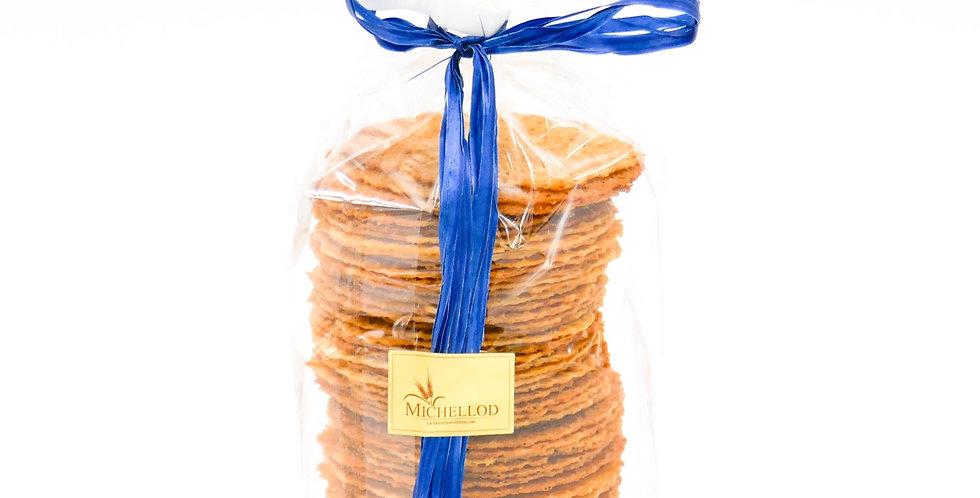 Bricelets au fromage Boulangerie Michellod 140g