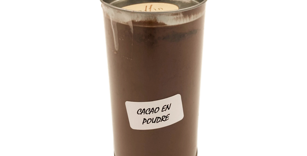 Cacao en poudre Raffin 100g