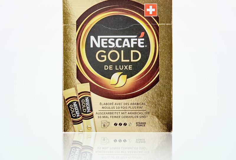 Sticks gold luxe Nescafé 15pces