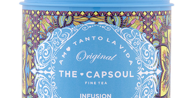 Thé infusion Relax Capsoul 50g