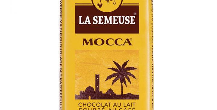 Tablette chocolat mocca la semeuse 100g