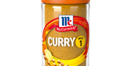 Curry McCormick