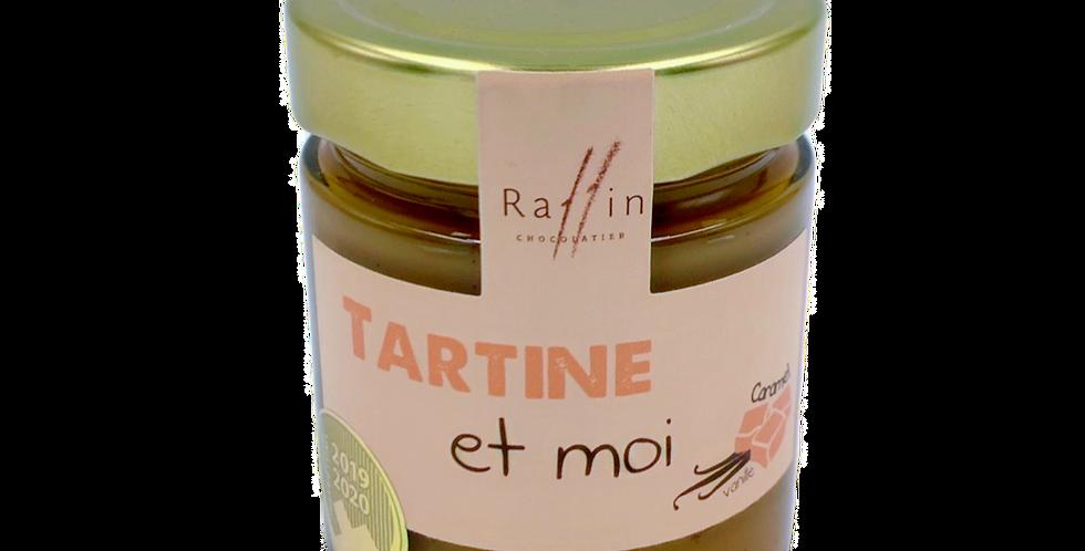 Tartine et moi caramel Raffin 220g