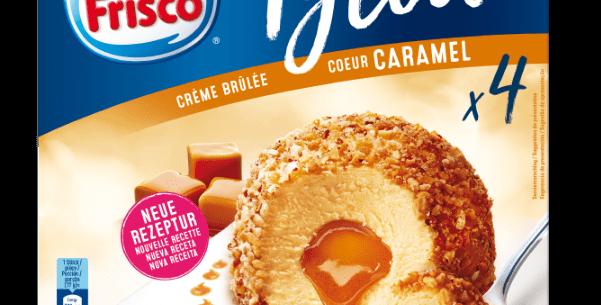 Igloo caramel Nestlé Frisco 4pces