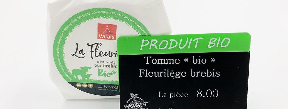 La Fromathèque - tomme fleurilège pur brebis bio 150g