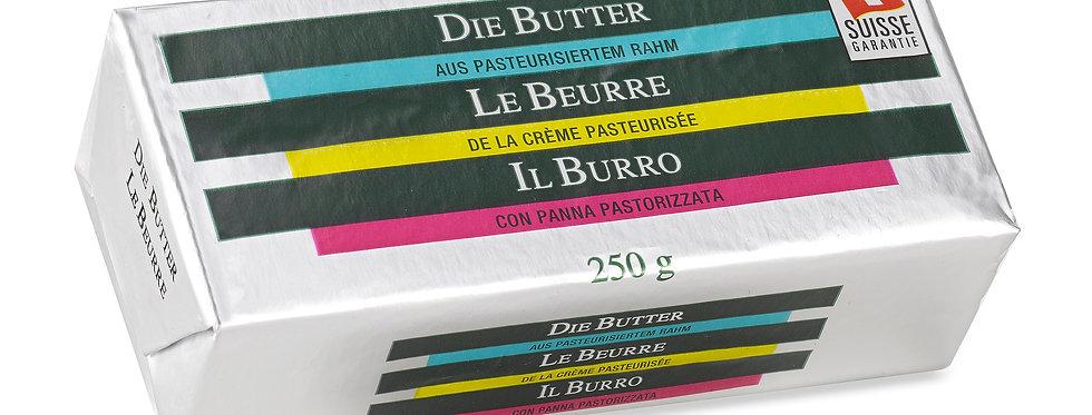Beurre de crème pasteurisée 250g