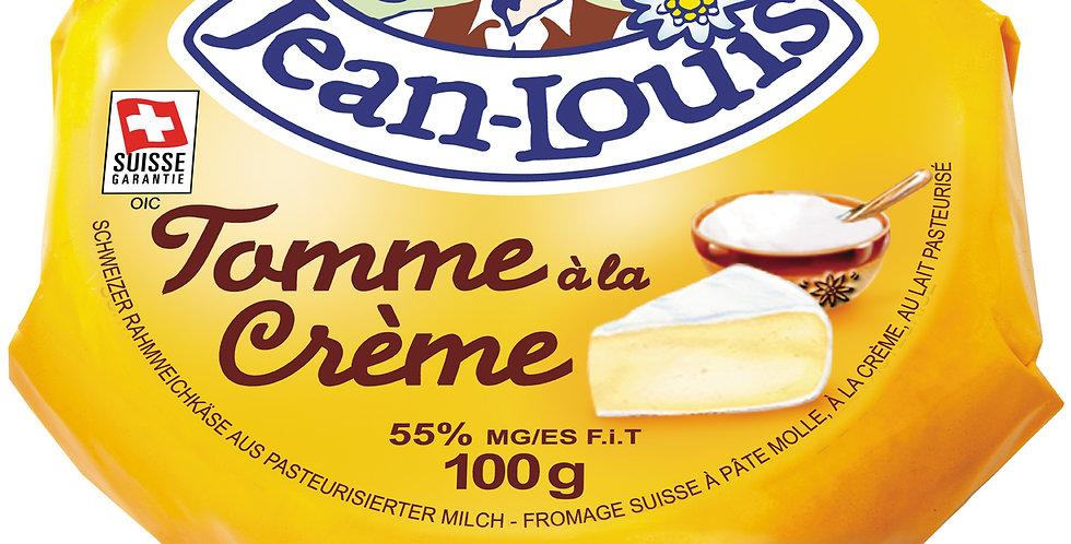 Tomme à la crème Jean-Louis 100g