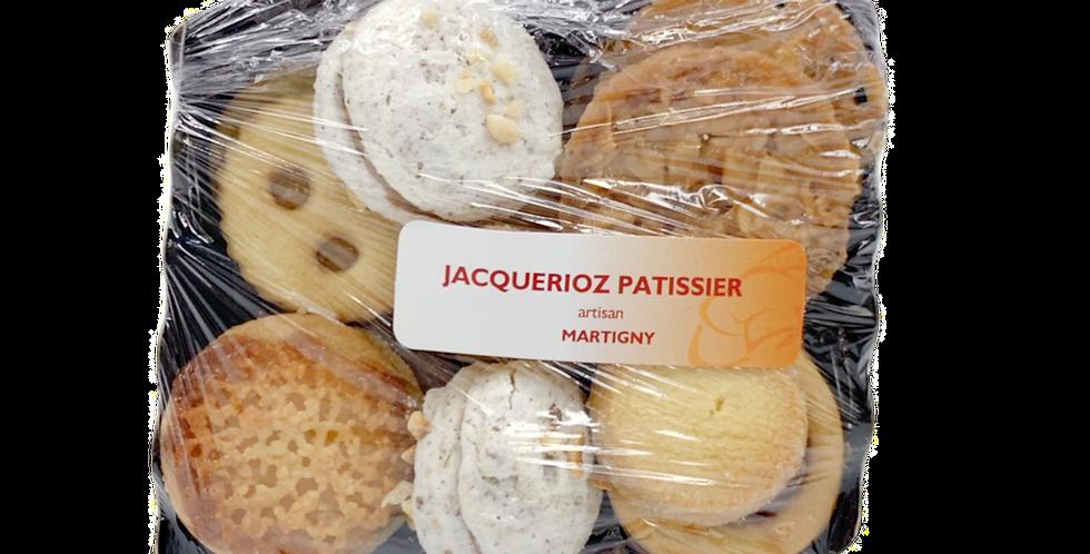 Biscuits maison Jacquérioz Pâtissier 170g