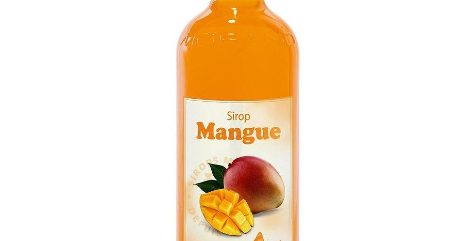 Sirop Morand mangue 1 L
