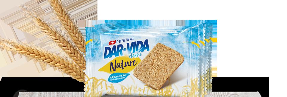 Cracker original nature Dar-vida 5pces 208g
