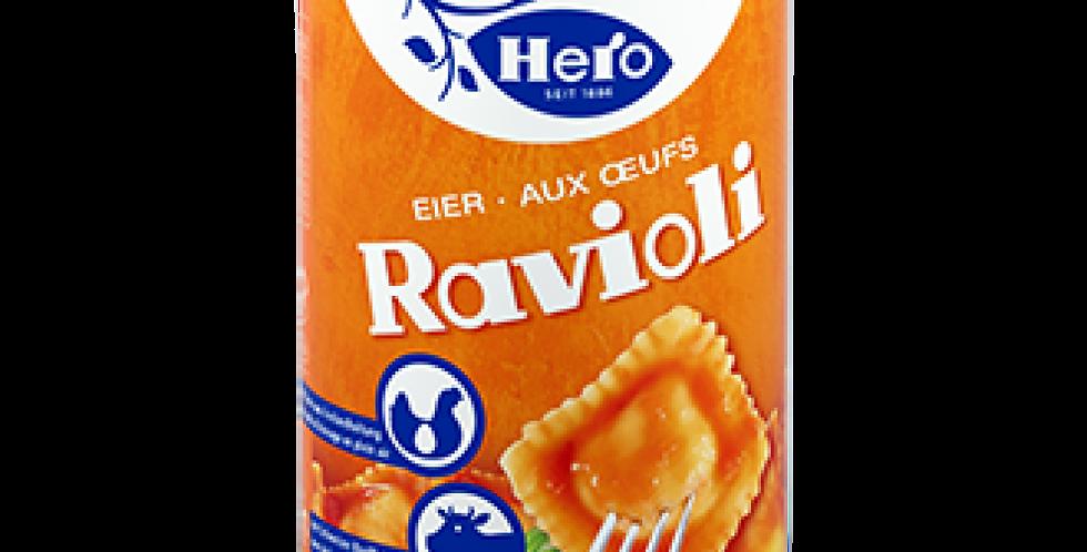Ravioli aux oeufs Hero 870g