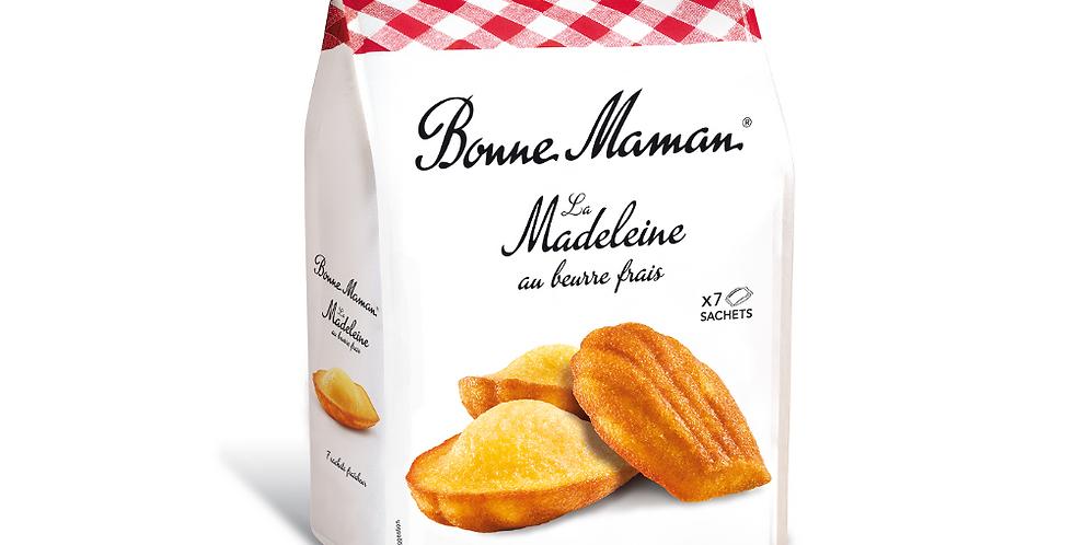 Madeleines beurre Bonne Maman 7 pces 175g