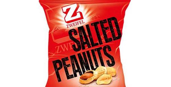 Cacahuètes salées Zweifel 150g